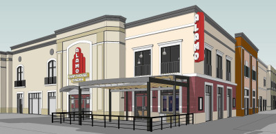 New theater to offer a different movie experience