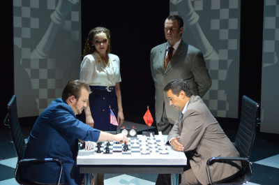 'Chess' to captivate audience with new adaptation