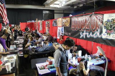 Texas Tattoo Showdown—a growing tradition among El Pasoans