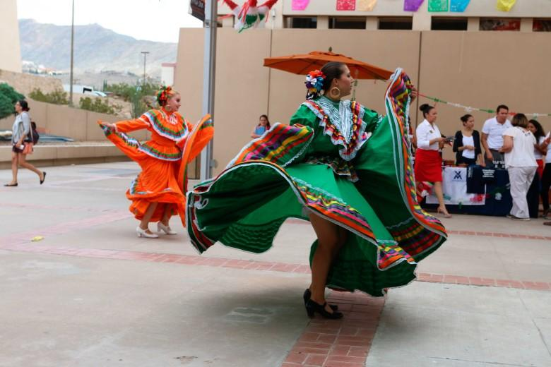 Celebration of Mexican Independence Day begins at UTEP