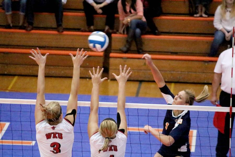 Hilltoppers trounce Miners