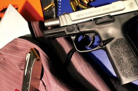 Let's talk about concealed carry on campus