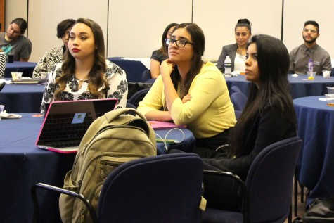 Advertising and marketing panelists inspire students at conference