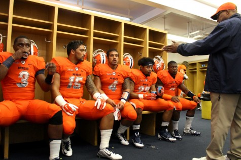 Miners head into much needed bye week