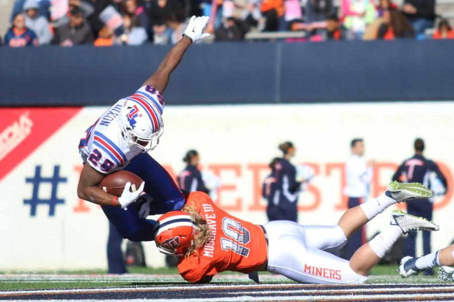 Miners fall on Senior Day to La. Tech 17-15