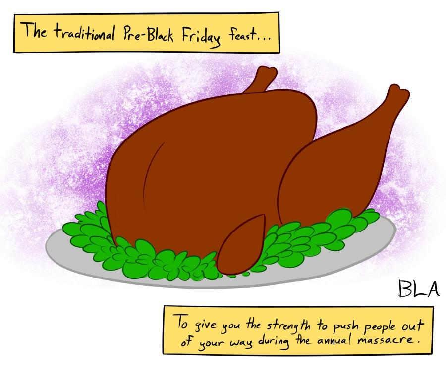 Pre-Black Friday Feast