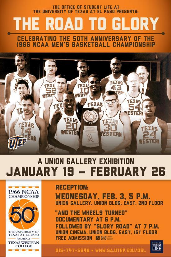 Free events celebrate 50th anniversary of the the 1966 NCAA championship