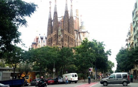 Reunited in Barcelona