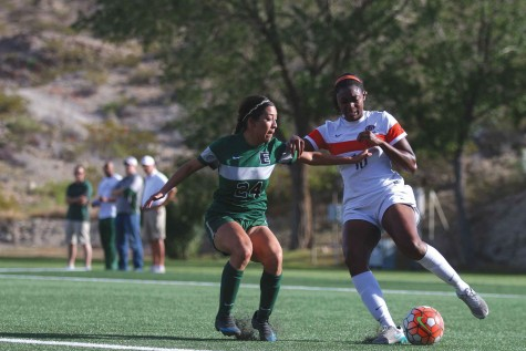 Soccer finishes spring season strong