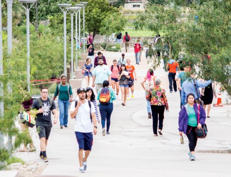 Burglaries and aggravated assaults at UTEP have increased