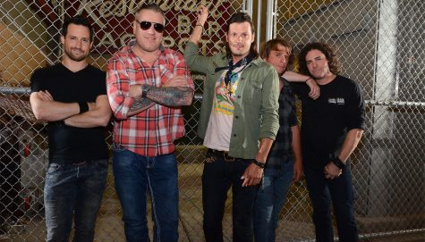 Smash Mouth to join  Music Under the Stars  at Cohen Stadium