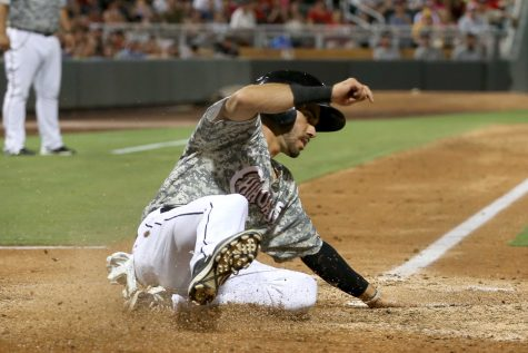 Sounds' five home runs dominates Chihuahuas