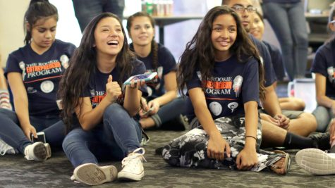 UTEP helps high school students take first steps into the world of business