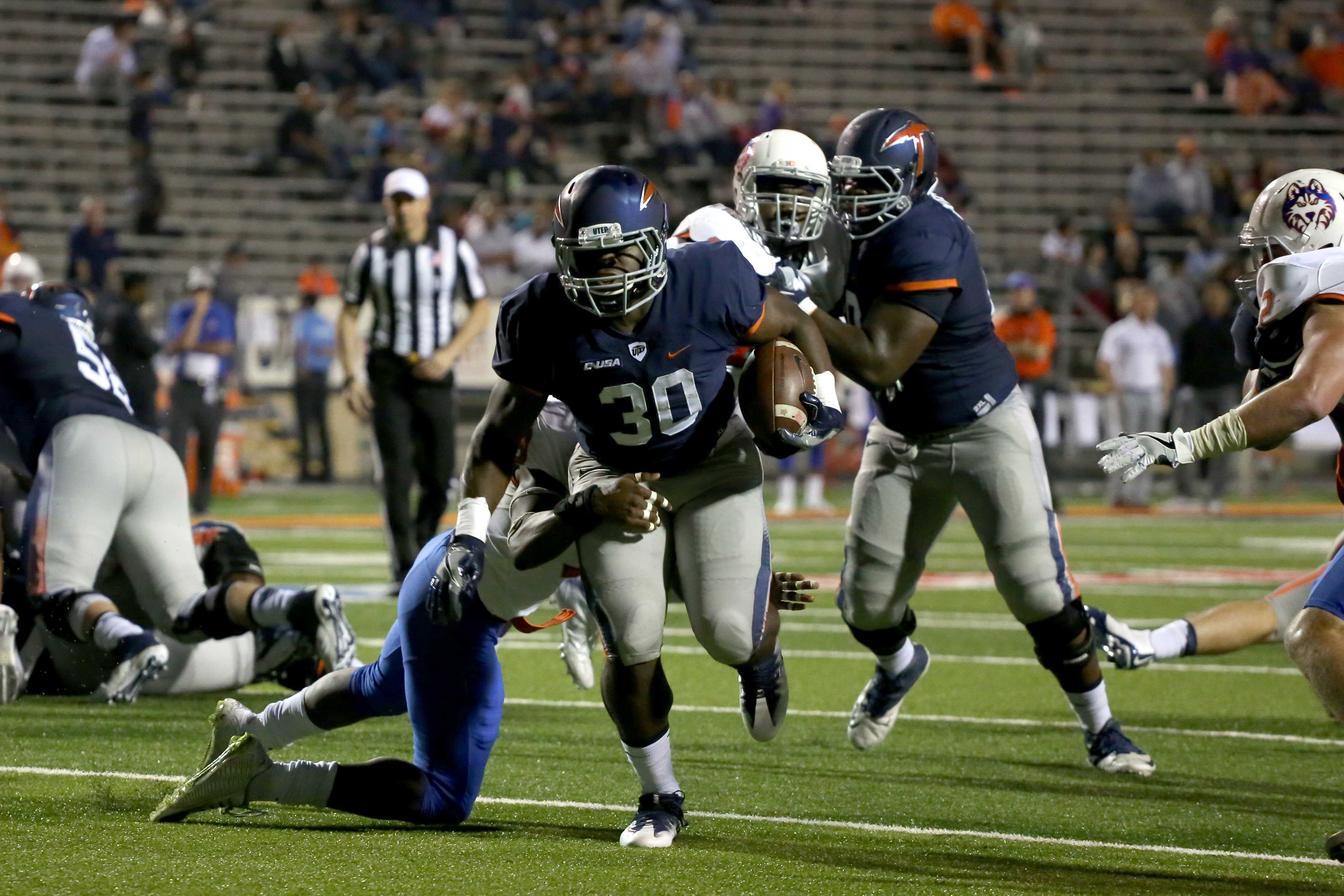 UTEP football team will travel to Boca Raton to take on Florida Atlantic in hopes of keeping their post-season hopes alive.