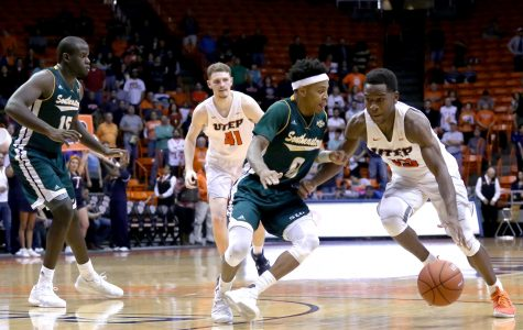 Men's basketball searching for redemption against NSU
