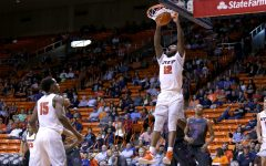 The Prospector's exclusive interview with Terry Winn on his departure from UTEP