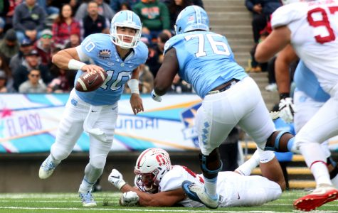 North Carolina falls in the Sun Bowl to Stanford on last second chance