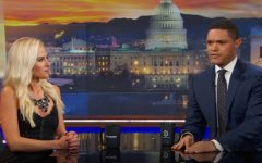 Trevor Noah and Tomi Lahren debate on 'Daily Show'