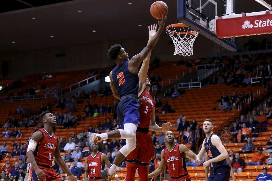 Miners secure second-straight victory against FAU in overtime
