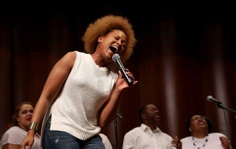 UTEP Gospel Explosion celebrates African American culture