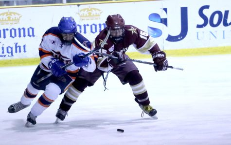 UTEP hockey enters playoffs as top overall seed