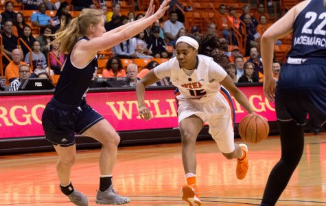 UTEP women lose single digit affair to Rice