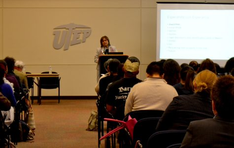 UTEP hosts the Binational Seminar on Gender and Peace