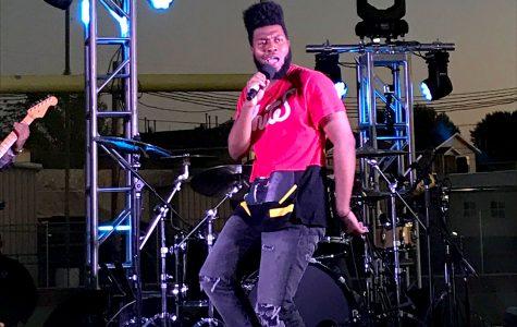 Spotify hosts Khalid secret show in El Paso