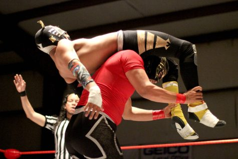 A 'New Era' of lucha libre dawns in El Paso