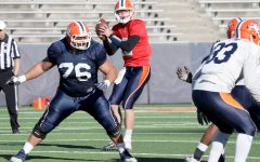 Metz tackles spring as starter for first time