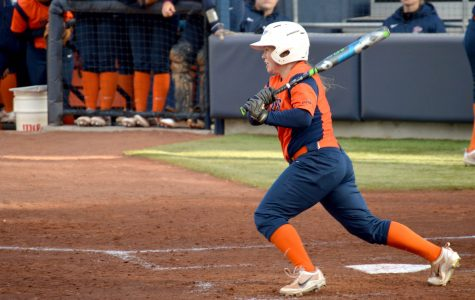 Miner softball swept by NMSU in Tuesday doubleheader