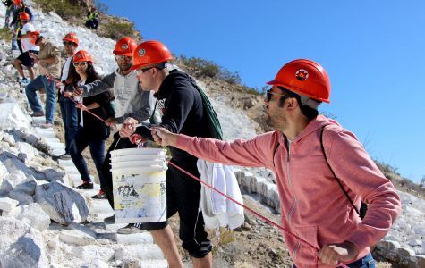 UTEP students celebrate longest-running campus tradition of TCM day