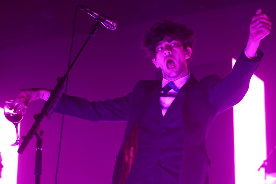 The 1975 comes to El Paso for the first time