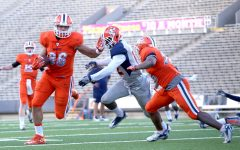 UTEP football spring game: two offensive and one defensive takeaway