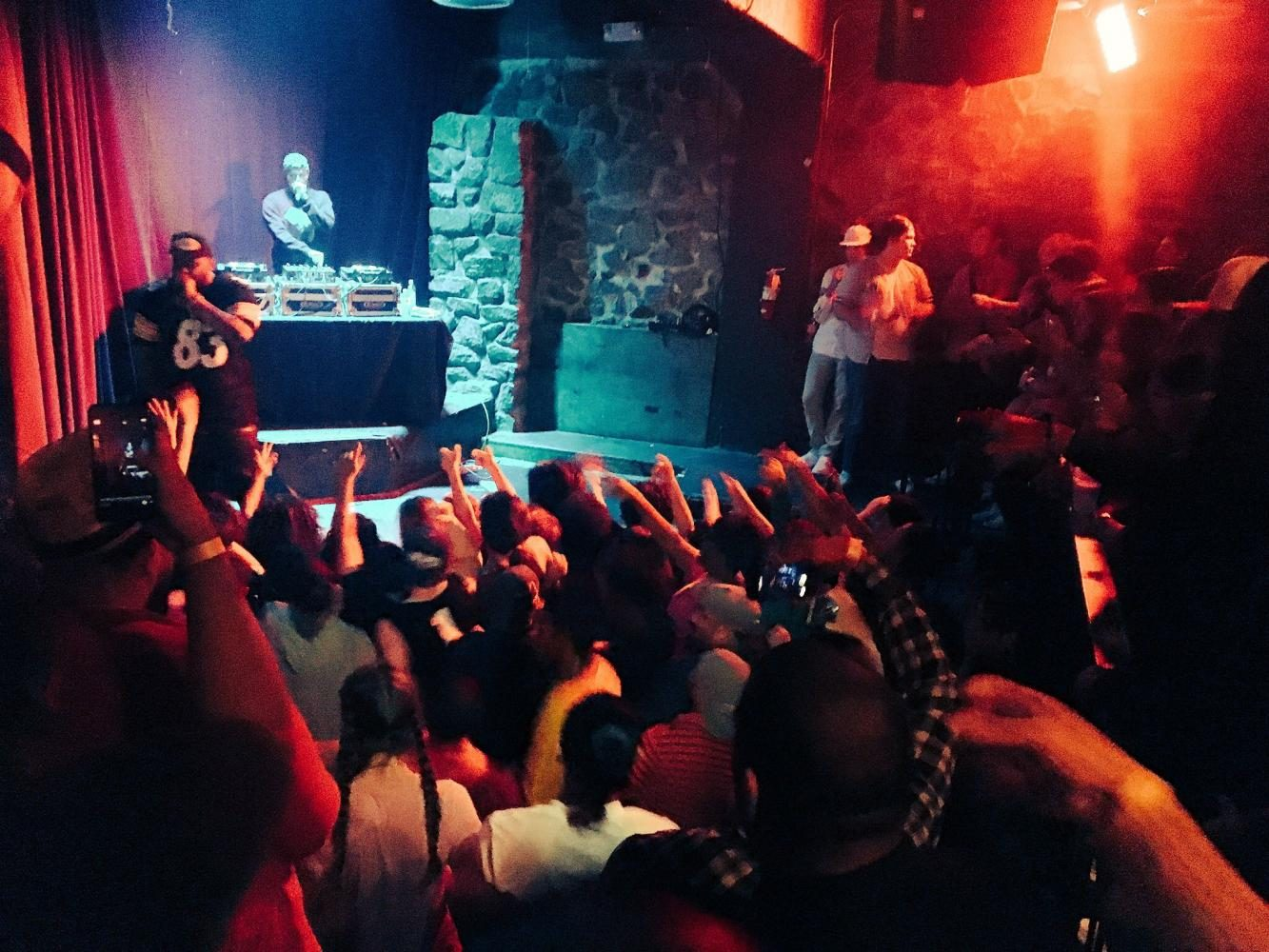 Maxo Kream excites in short setlist at The Lowbrow