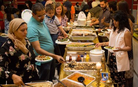 El Pasoans get a taste of the middle east at 'An Arabic Night in El Paso'