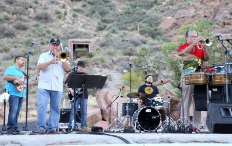 Cool Canyon Nights shines a light on local talent