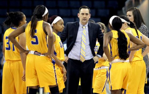 UTEP women's basketball coach happy to have landed his 'dream job'