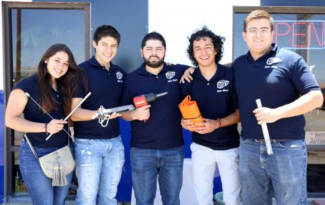 UTEP Space Miners participate in NASA's Micro-g challenge in Houston