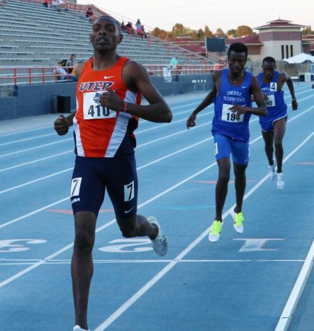 Six Miners qualify for the NCAA Championships after day two of the NCAA West Preliminaries