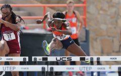 Amusan battled her way to an NCAA crown