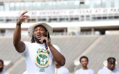 First-ever Aaron Jones camp rallies youth