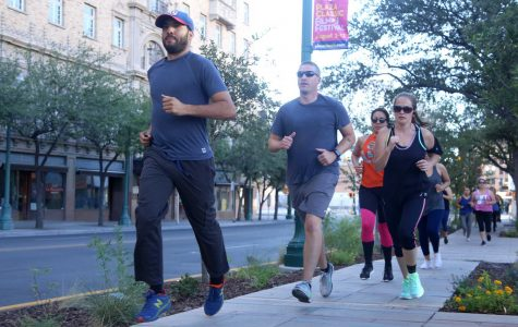 Downtown Fitness Saturdays promote health