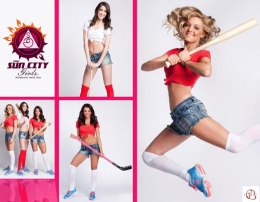 The Sun City Girls: The first professional dance team in El Paso