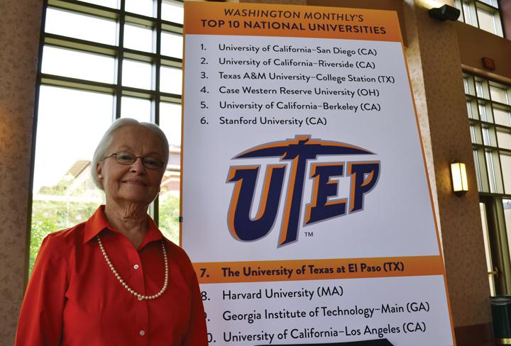 UTEP+Recognized+by+the+Washington+Monthly