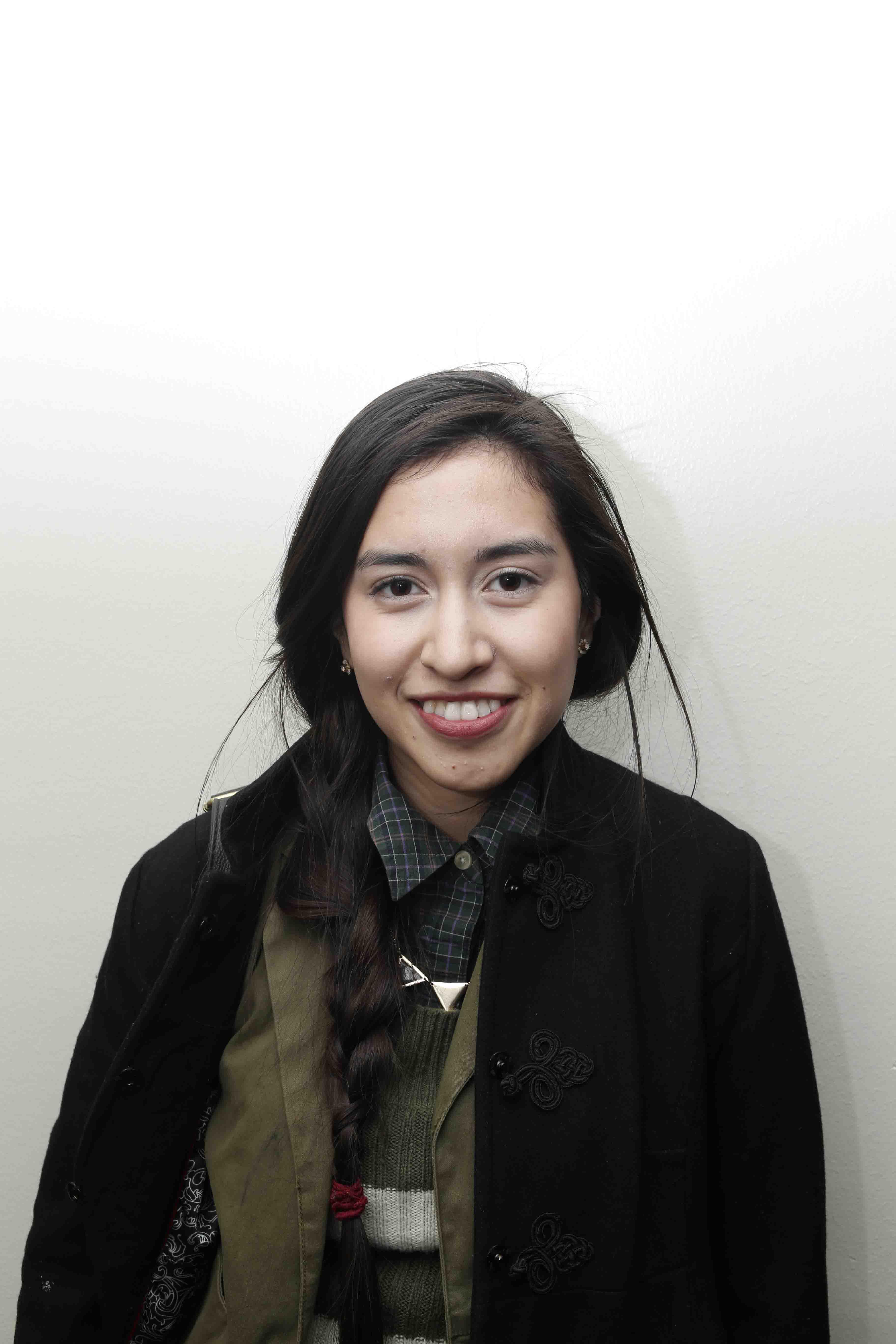 Andrea E. Acosta, entertainment editor