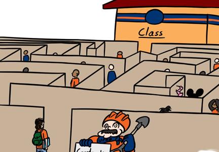 School Maze