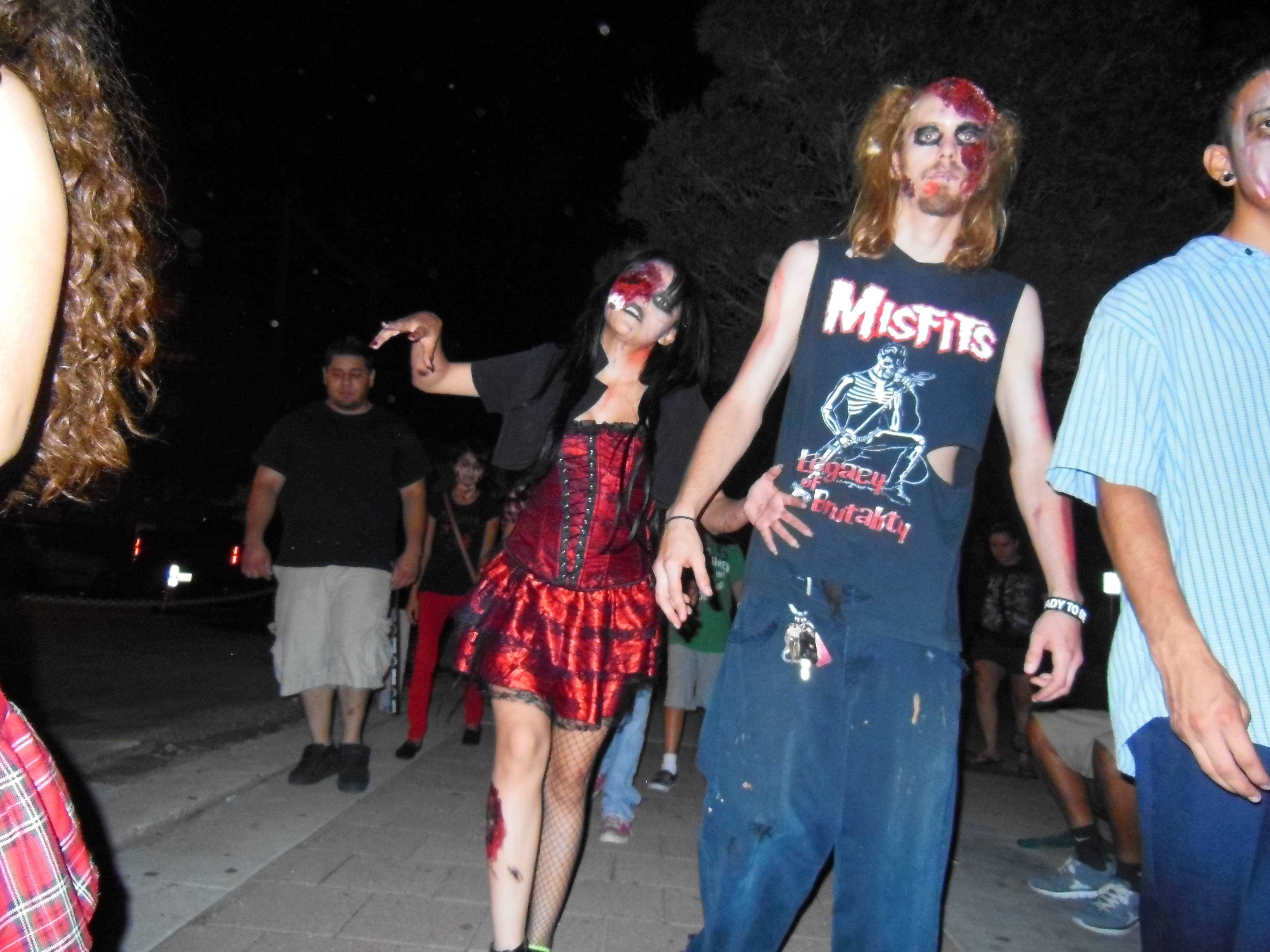 The Prospector : Zombies take over El Paso