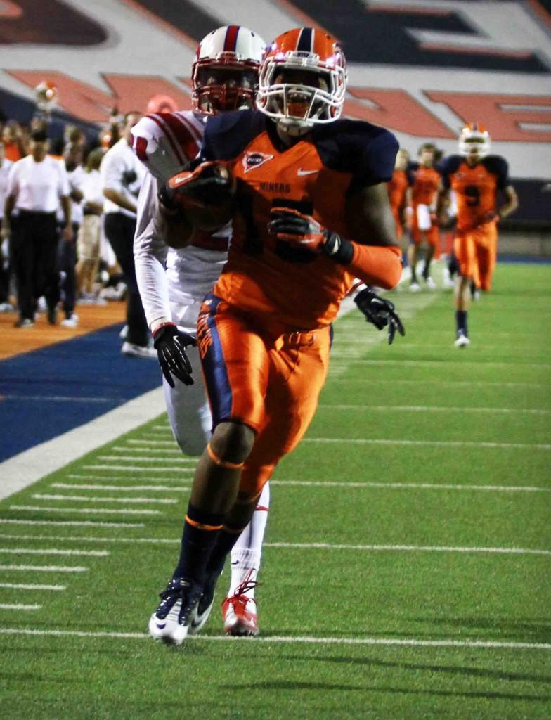 UTEP and NMSU began their rivalry in 1914, the rivalry will hit its centennial mark in 2014.