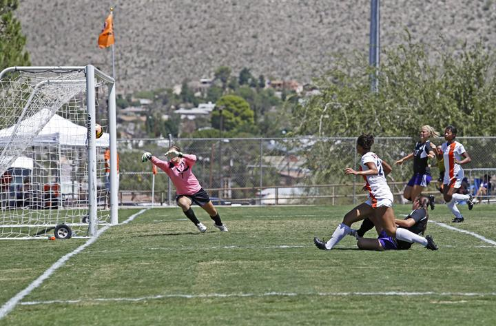Aleah+Davis+scores+in+the+12%27+minute+to+put+the+Miners+up+by+1.+UTEP+tied+Abilene+Christian+1-1.